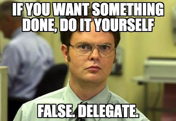 Как один разговор с моим боссом изменил мой взгляд на делегирование и провал